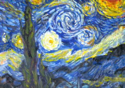 "Van Gogh ""Starry Night"""