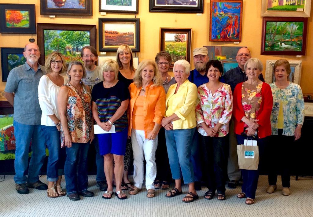 Local Color Art Gallery Margie Moss