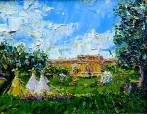 Margie Moss Impressionist Paintings Nelson Art Museum