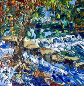 Margie Moss Impressionist Paintings Stream